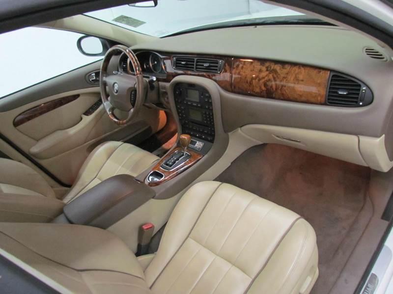2007 Jaguar S-Type 3.0 4dr Sedan - San Antonio TX