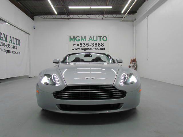 2010 Aston Martin V8 Vantage Roadster 2dr Convertible - San Antonio TX
