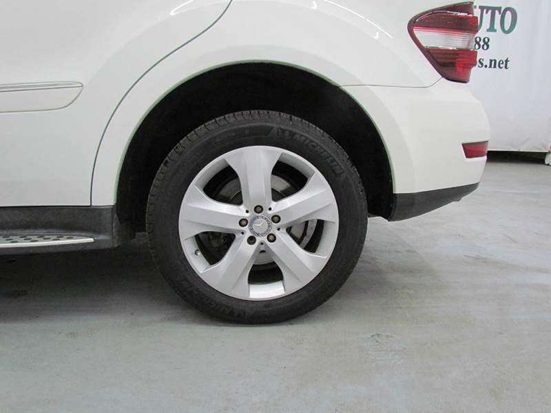 2011 Mercedes-Benz M-Class AWD ML 350 BlueTEC 4MATIC 4dr SUV - San Antonio TX