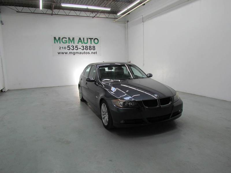 2006 bmw 3 series 330i 4dr sedan in san antonio tx mgm auto. Black Bedroom Furniture Sets. Home Design Ideas