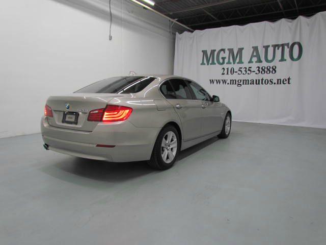 2011 BMW 5 Series 528i 4dr Sedan - San Antonio TX