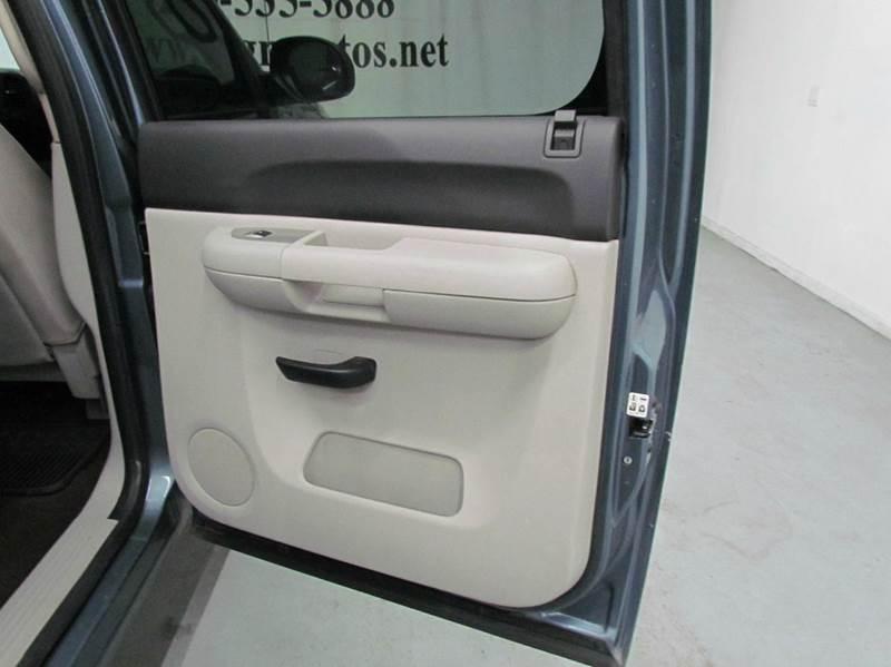 2008 Chevrolet Silverado 1500 2WD LTZ 4dr Crew Cab 5.8 ft. SB - San Antonio TX