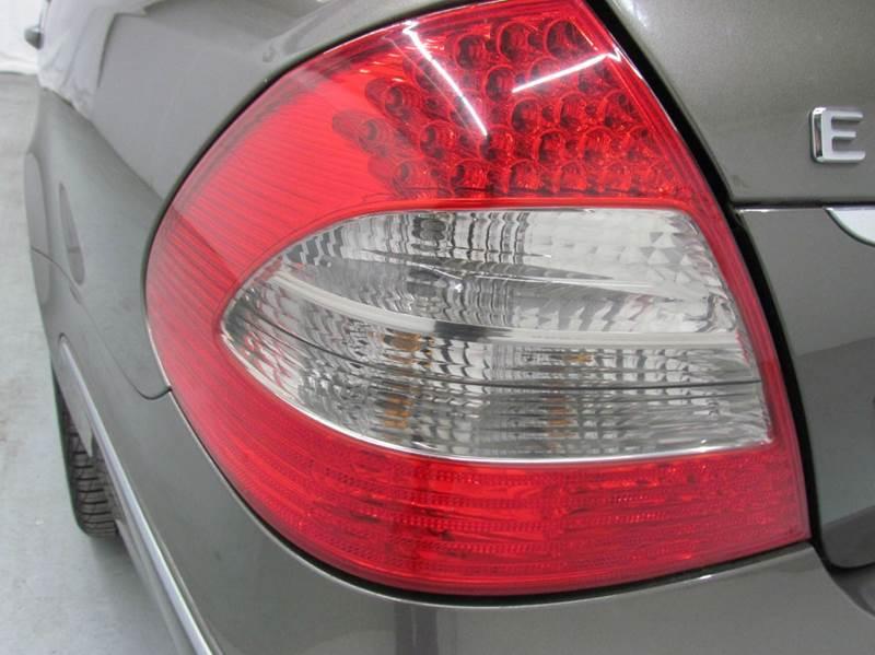 2008 Mercedes-Benz E-Class E350 4dr Sedan - San Antonio TX