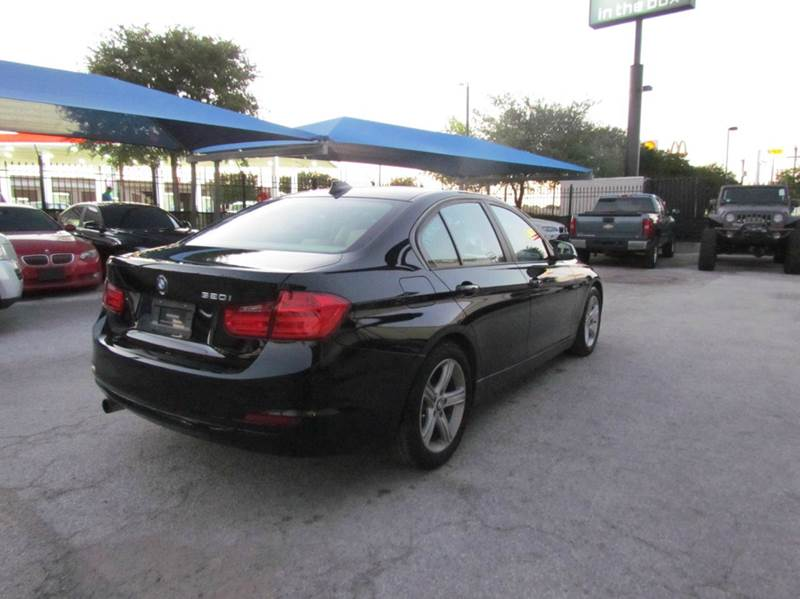 2015 BMW 3 Series 320i 4dr Sedan SA - San Antonio TX