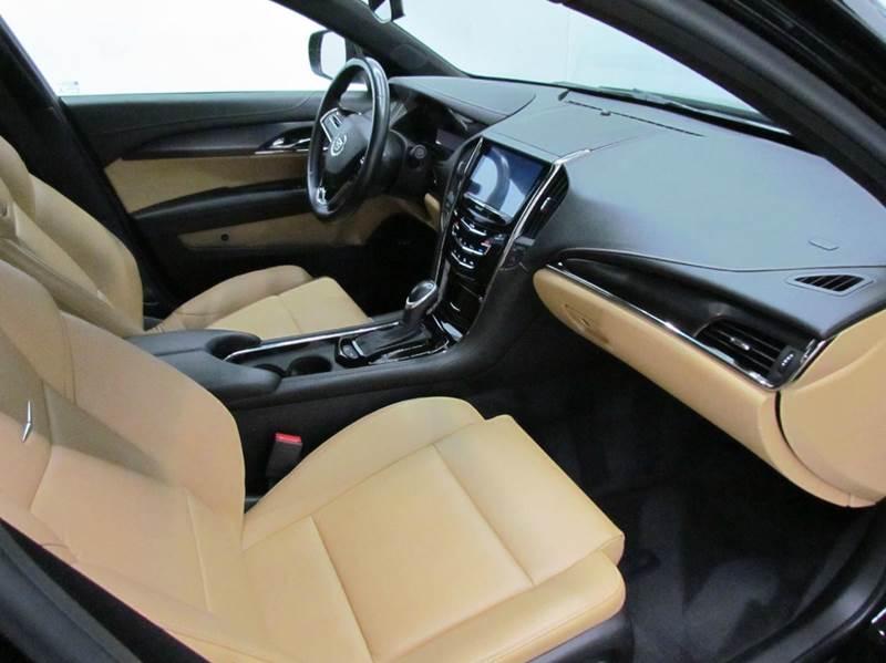 2013 Cadillac ATS 2.5L 4dr Sedan - San Antonio TX