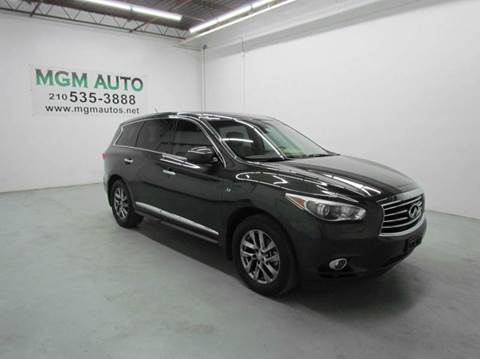 2014 Infiniti QX60 for sale in San Antonio, TX