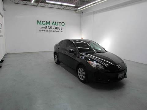 2013 Mazda MAZDA3 for sale in San Antonio, TX