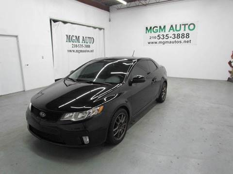2013 Kia Forte Koup For Sale In San Antonio, TX