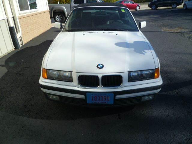 1995 BMW 3 Series 318i 2dr Convertible - Racine WI