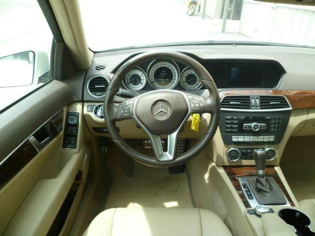 2012 Mercedes-Benz C-Class C300 Sport 4MATIC AWD 4dr Sedan - Racine WI