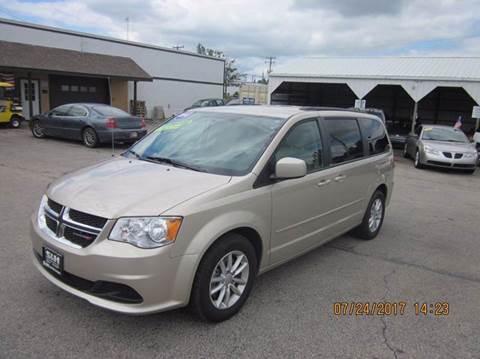 2014 Dodge Grand Caravan for sale in Kendallville, IN