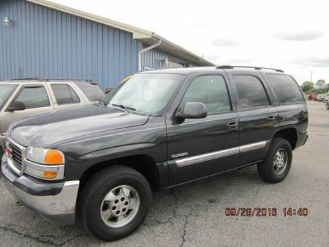 2004 GMC Yukon for sale in Kendallville, IN