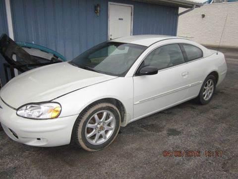2002 Chrysler Sebring for sale in Kendallville, IN