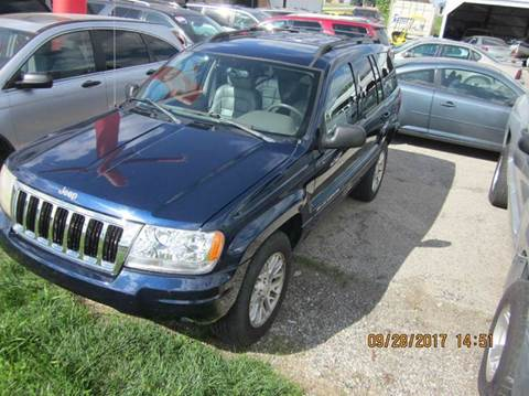 2004 Jeep Grand Cherokee for sale in Kendallville, IN
