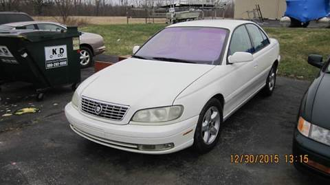 2001 Cadillac Catera for sale in Kendallville, IN