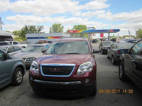 2011 GMC Acadia for sale in Kendallville, IN