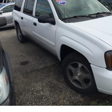 2006 Chevrolet TrailBlazer EXT for sale in Kendallville, IN