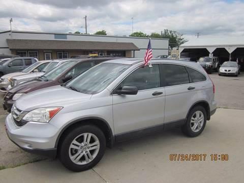 2010 Honda CR-V for sale in Kendallville, IN