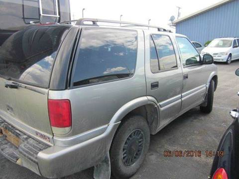 1998 GMC Jimmy for sale in Kendallville, IN