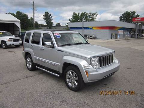 2008 Jeep Liberty for sale in Kendallville, IN