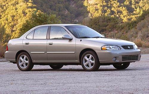 2002 Nissan Sentra