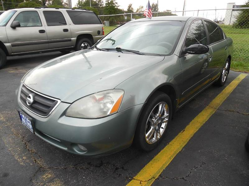 2003 nissan altima 3 5 se 4dr sedan in virginia beach va beach auto sales. Black Bedroom Furniture Sets. Home Design Ideas