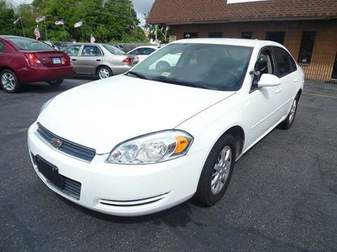 2006 Chevrolet Impala for sale in Virginia Beach, VA