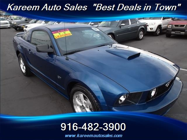 2007 Ford Mustang for sale in Sacramento CA