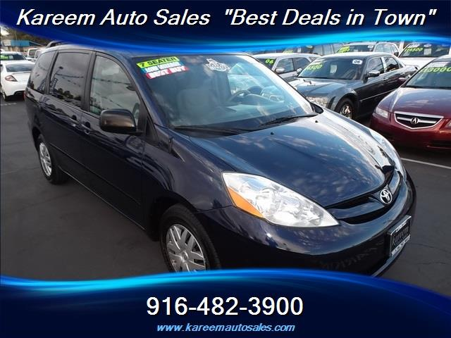 2007 Toyota Sienna for sale in Sacramento CA