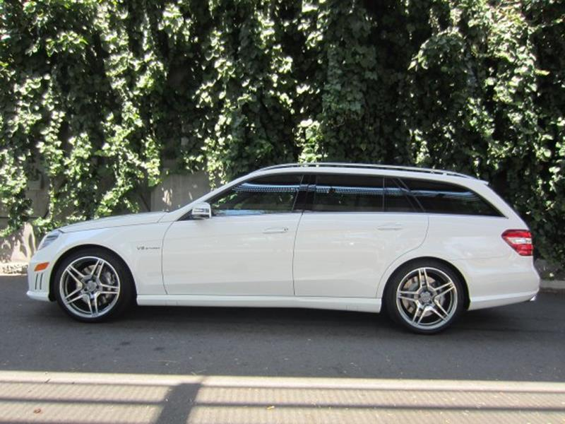 2012 Mercedes Benz E Class E 63 AMG 4dr Wagon   Walnut Creek CA