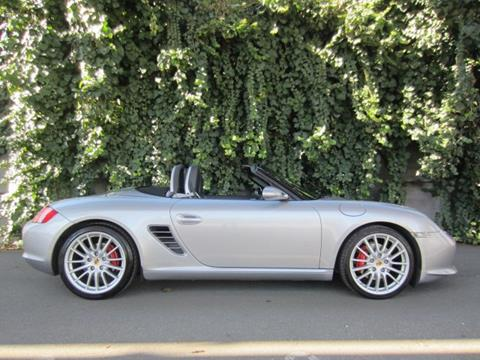 2008 Porsche Boxster for sale in Walnut Creek, CA