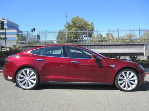 2012 Tesla Model S for sale in Walnut Creek, CA