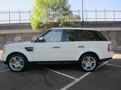 2011 Land Rover Range Rover Sport for sale in Walnut Creek, CA