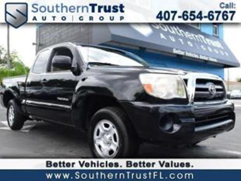 2010 Toyota Tacoma for sale in Winter Garden, FL