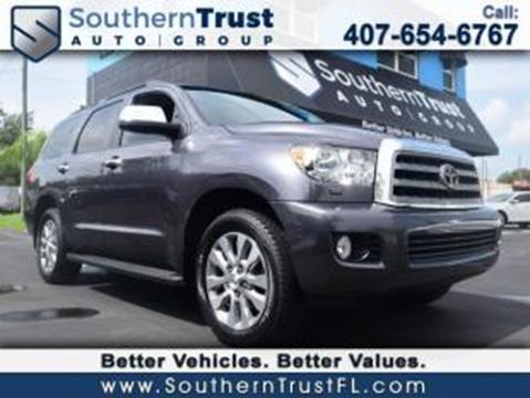 2014 Toyota Sequoia for sale in Winter Garden, FL