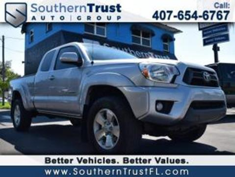 2013 Toyota Tacoma for sale in Winter Garden, FL