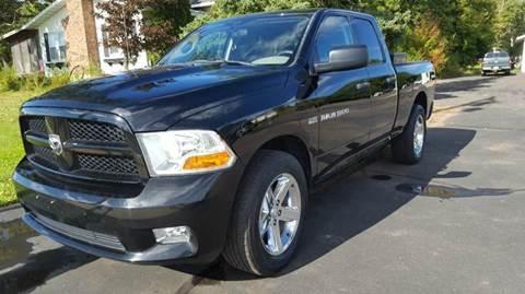 2012 RAM Ram Pickup 1500 for sale in Marshfield, WI
