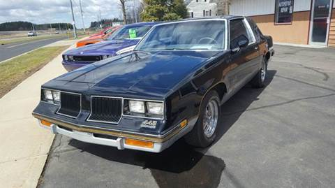 Oldsmobile cutlass for sale for 1986 oldsmobile cutlass salon for sale