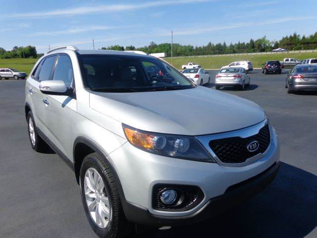 2011 kia sorento lx 4dr suv v6 in morristown bean station bybee parkway auto sales. Black Bedroom Furniture Sets. Home Design Ideas