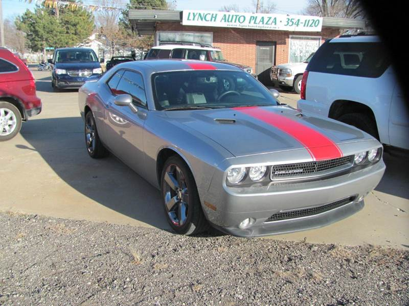 2013 Dodge Challenger Rallye Redline Appearance Group 2dr