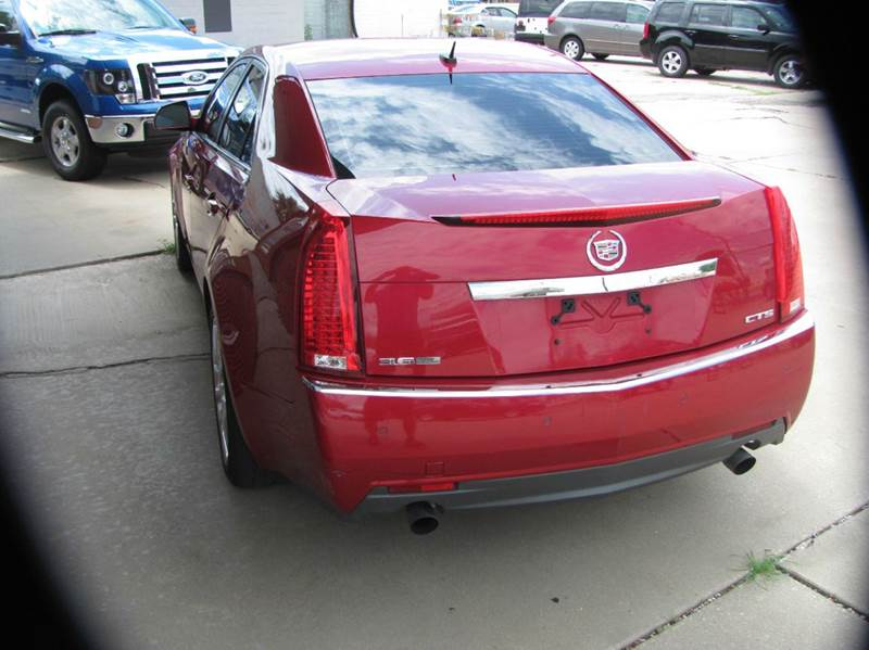 2008 Cadillac CTS 3.6L DI 4dr Sedan - Topeka KS