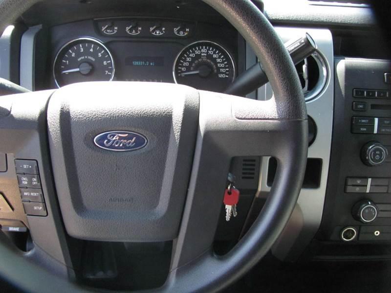 2012 Ford F-150 4x2 XLT 2dr Regular Cab Styleside 8 ft. LB - Topeka KS