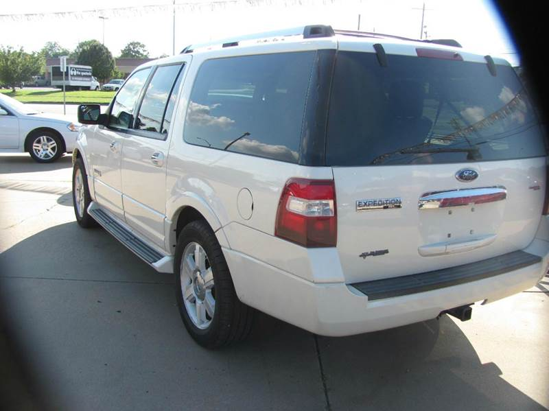 2007 Ford Expedition EL Limited 4dr SUV 4x4 - Topeka KS