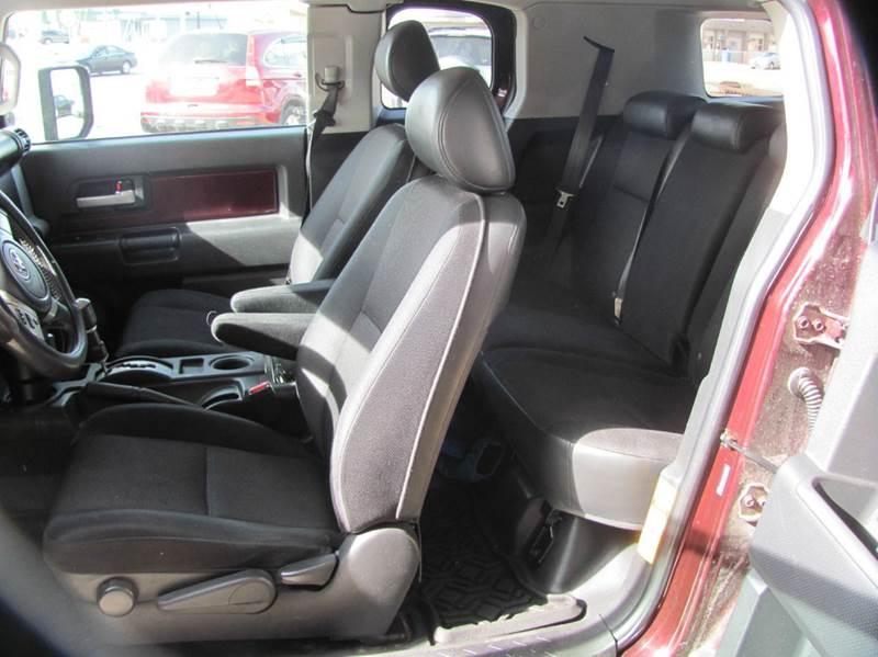 2007 Toyota FJ Cruiser 4dr SUV 4WD (4L V6 6M) - Topeka KS