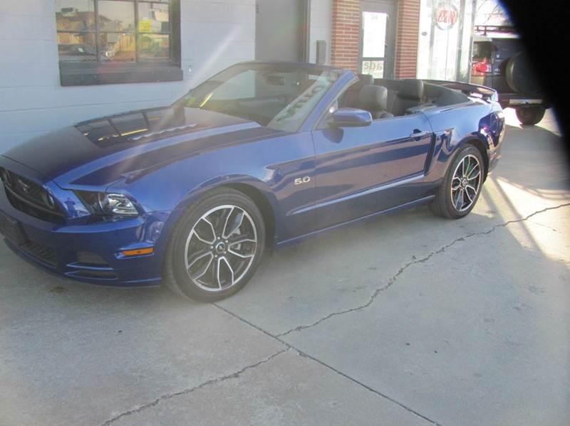 2014 Ford Mustang GT Premium 2dr Convertible - Topeka KS