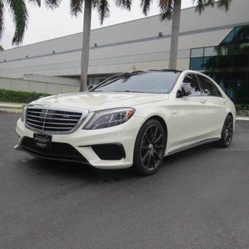 Mercedes benz s class for sale pompano beach fl for Mercedes benz of pompano beach