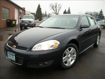 2011 Chevrolet Impala for sale in Windom, MN