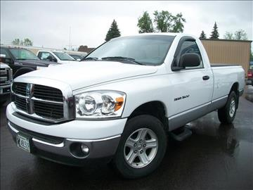 2007 Dodge Ram Pickup 1500 for sale in Windom, MN