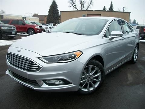 2017 Ford Fusion for sale in Windom, MN