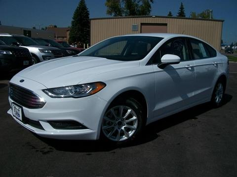 2018 Ford Fusion for sale in Windom, MN